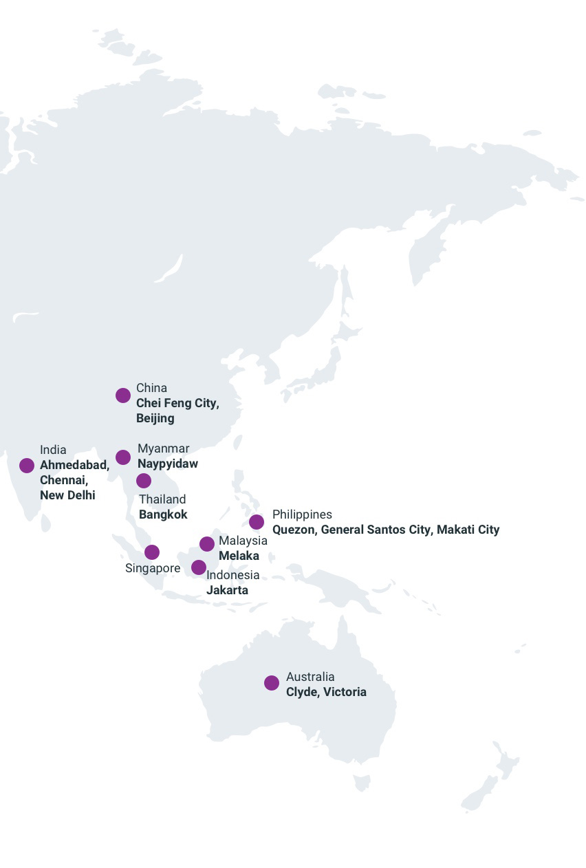 Distributors Page Map Slide 2